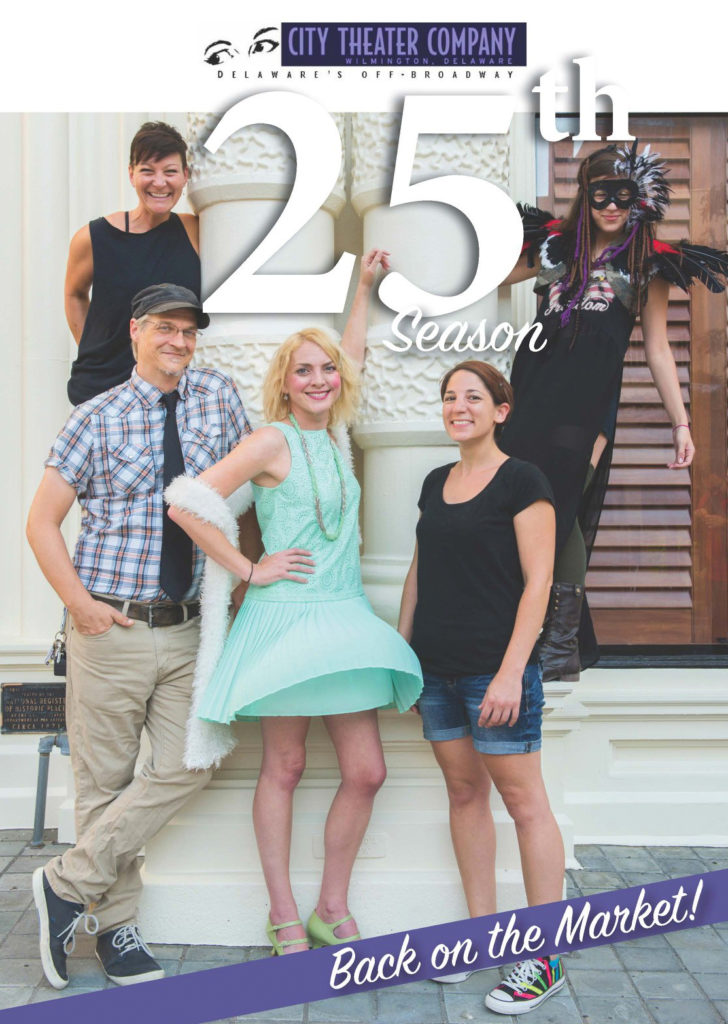 25th Season. City Theater is back on the market!
