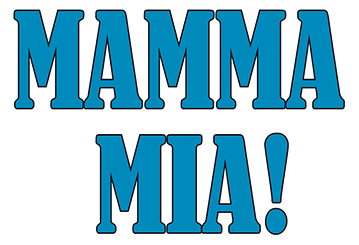 Benny Andersson & Bjorn Ulvaeus' Mamma Mia! The Smash Hit Musical based on the songs of ABBA.